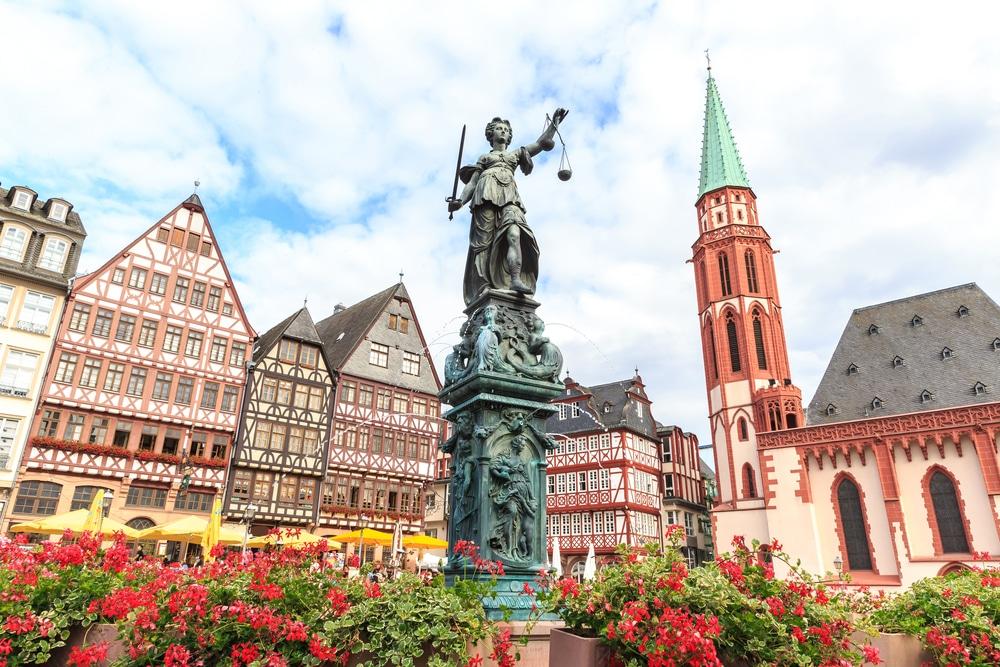 Dove alloggiare a Francoforte - Zentrum-Altstadt