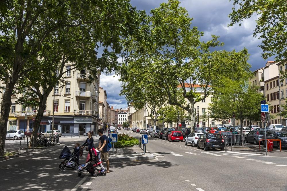Best neighbourhoods to stay in Lyon - 7th arrondissement