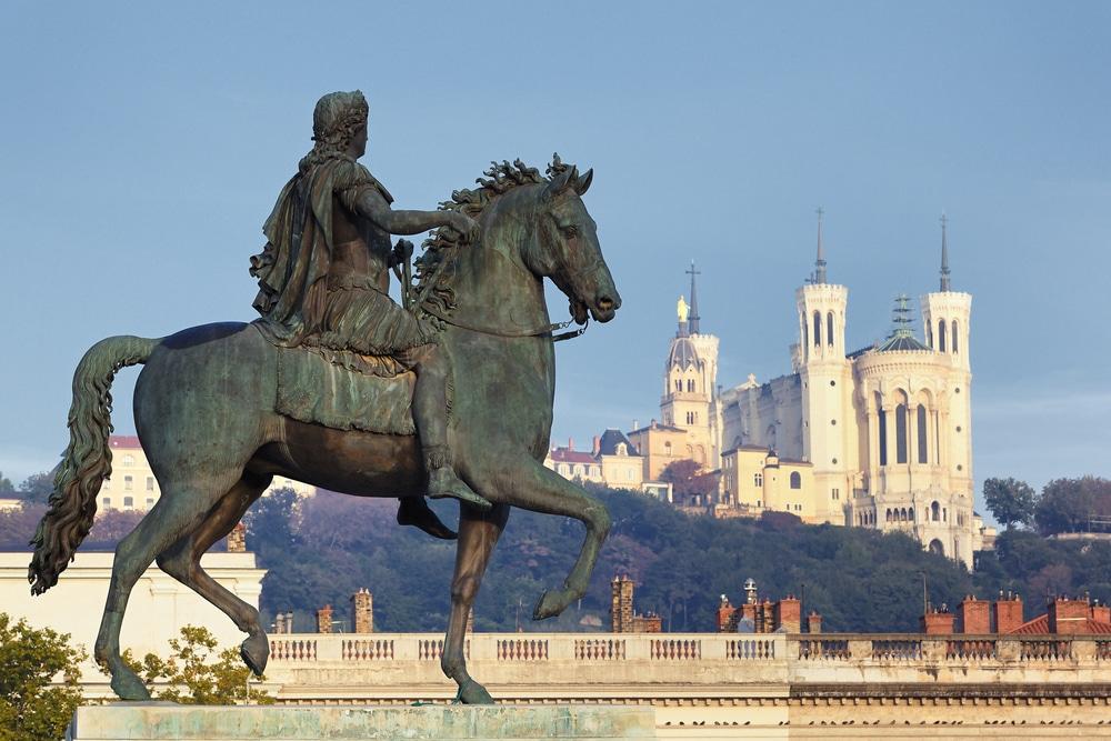 Best areas to stay in Lyon - La Presqu'Ile