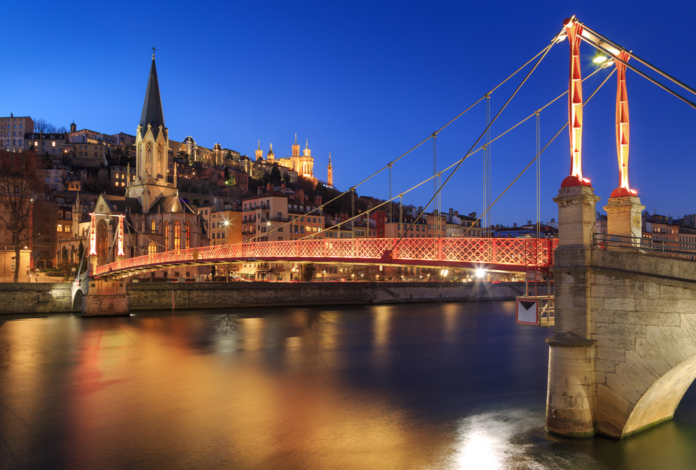 Best quarters to stay in Lyon - Vieux Lyon