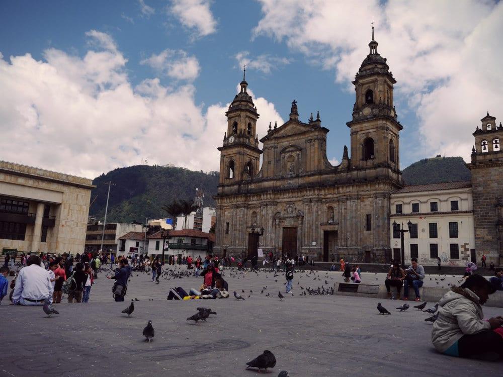 Plaza de Bolívar - Bogotá