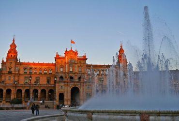Barrios donde alojarse en Sevilla - Casco Antiguo