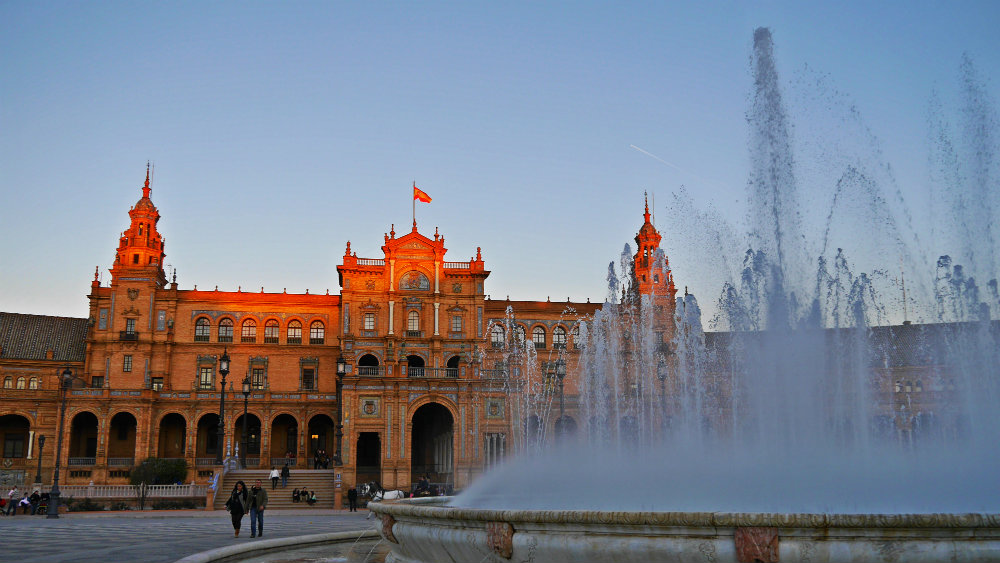 Neighbourhoods to stay in Seville - Casco Antiguo