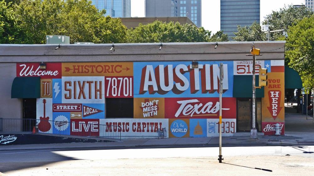 Dónde dormir en Austin - 6th Street District
