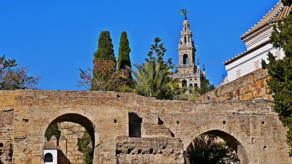 Best areas to stay in Seville - Old Town