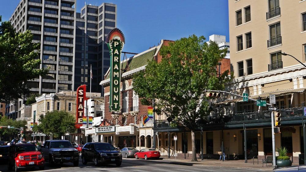 Mejores zonas para dormir en Austin - Downtown