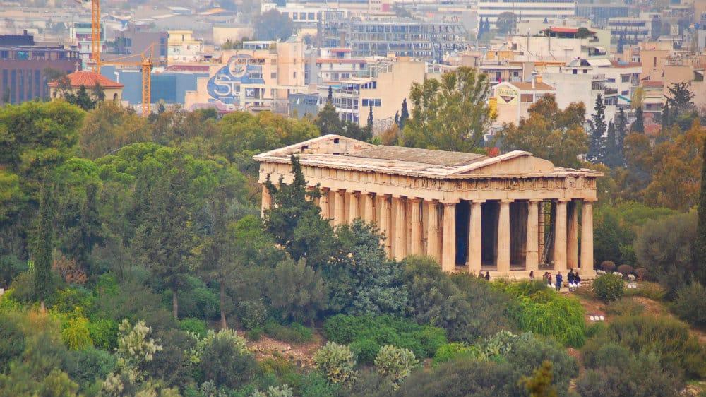 Viajar a Atenas en Primavera