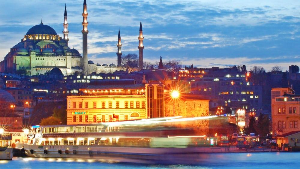 Viajar a Estambul en primavera