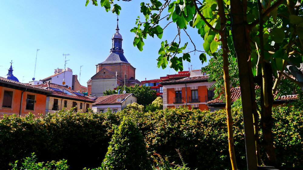 Visitar Madrid en Primavera