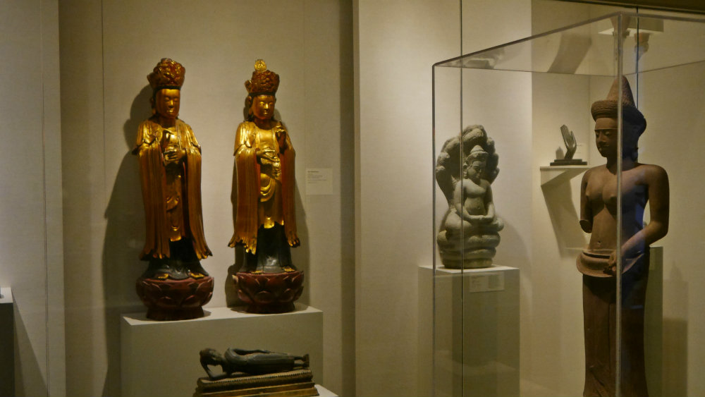 Arte Asiático en el San Antonio Museum of Art