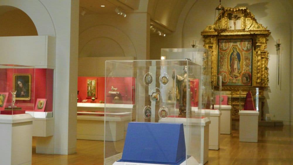 Colección de arte colonial latinoamericano - San Antonio Museum of Art