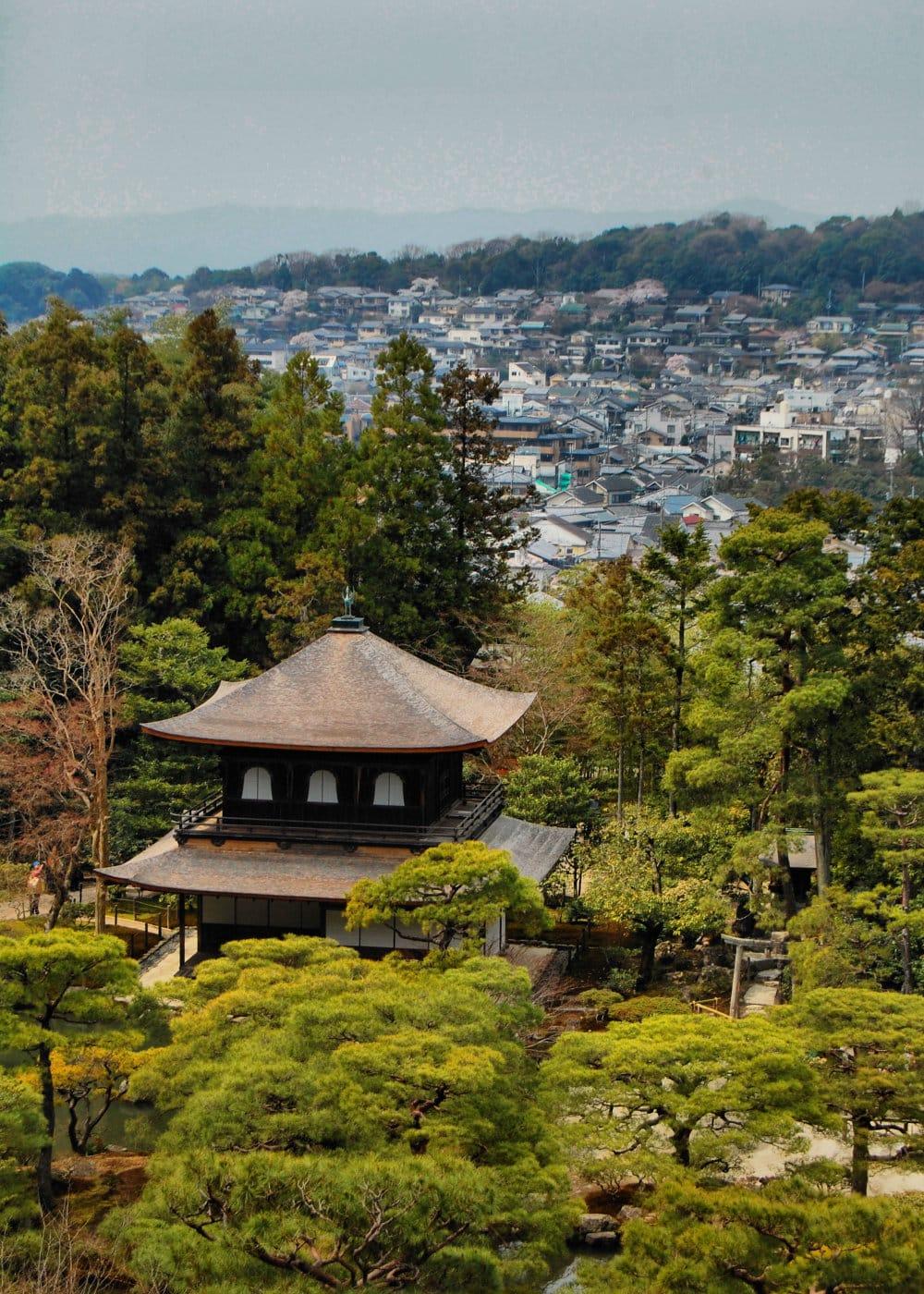 Cosas que ver en Kyoto - Ginkaku Pavilion