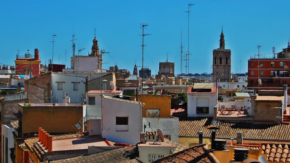 Where to stay in Valencia - Ciutat Vella