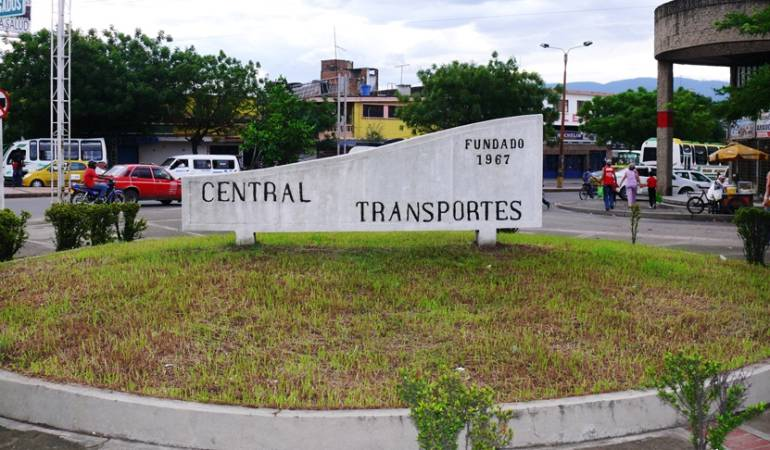 Best area to stay in Cúcuta - Around the bus terminal