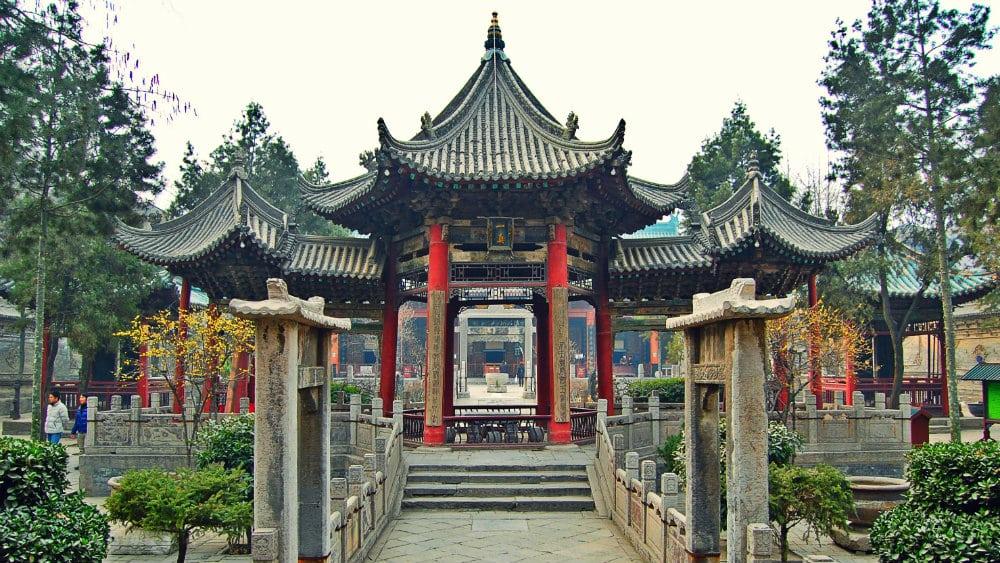 Gran Mezquita de Xi'an - Qué ver en Xi'an