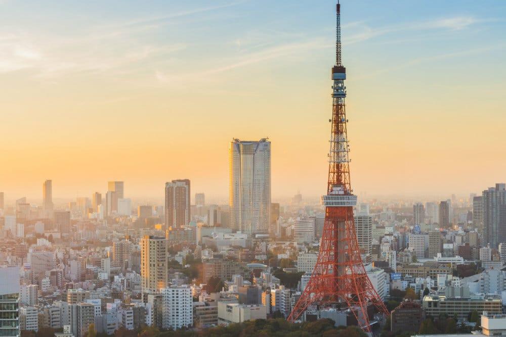 Best location to stay in Tokyo - Minato