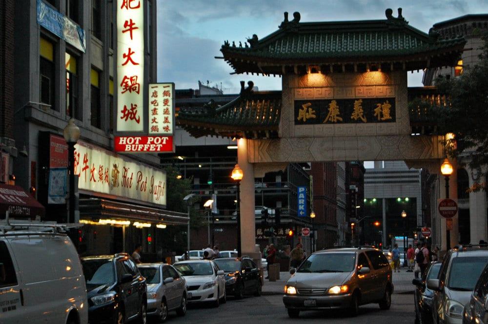 Qué ver en Boston - Chinatown