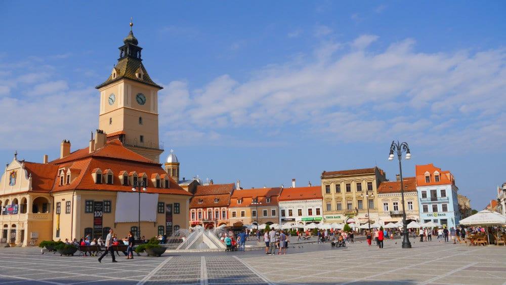 Qué ver en Brasov, Rumanía