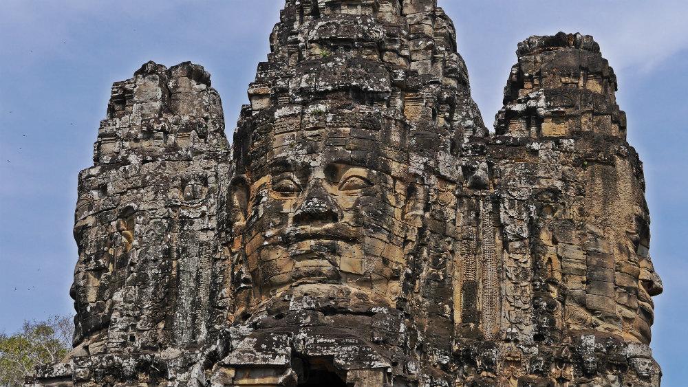 Templo Bayon - Mejores templos de Angkor Wat