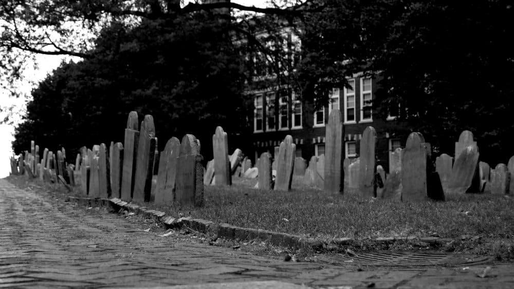 Cementerio de Copp's Hill