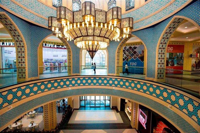 Centros comerciales Dubái -- Ibn Battuta Mall