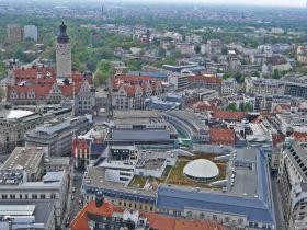 Dónde dormir en Leipzig - Mejores zonas y hoteles