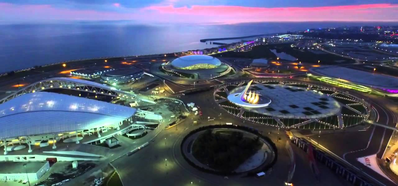 Where to stay in Sochi - Olympic Park & Fisht Stadium