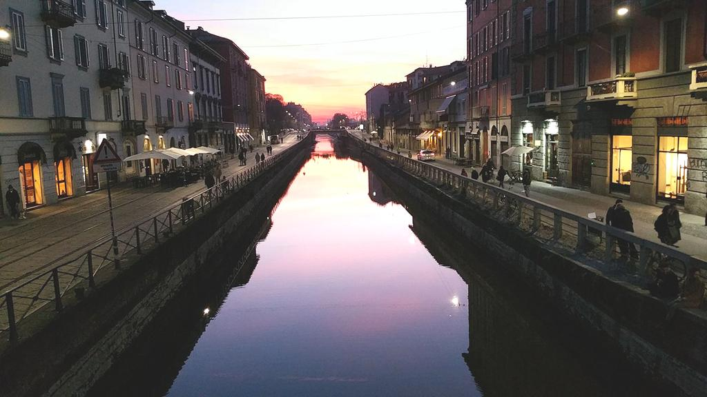 Best neighbbourhoods to stay in Milan - Navigli