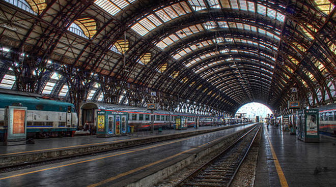 Best areas to stay in Milan - Near the central railway station
