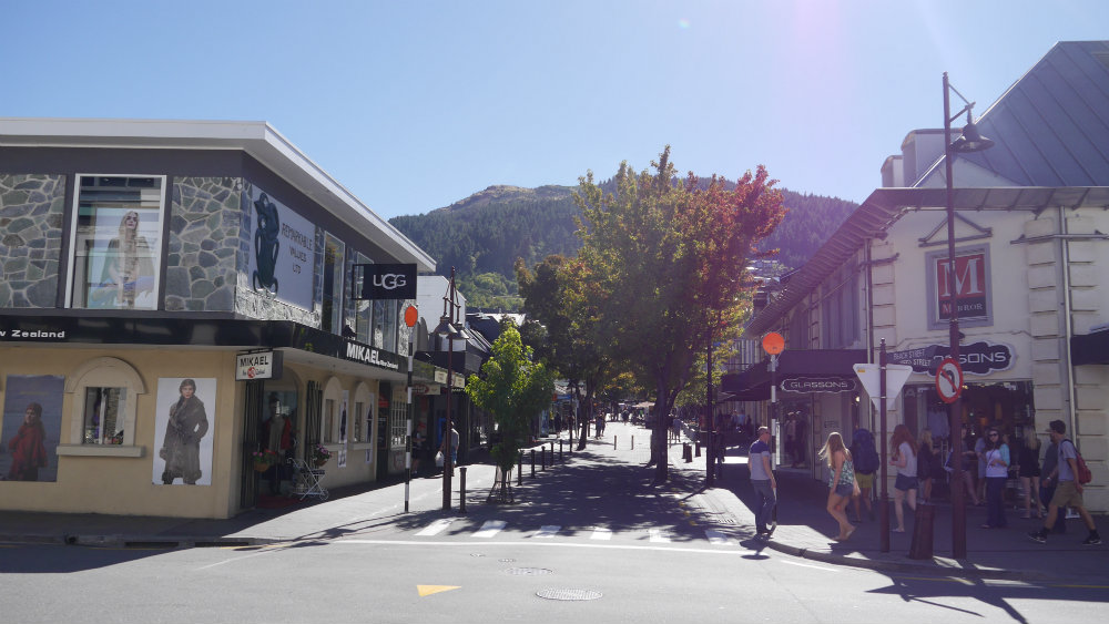 Best areas to stay in Queenstown - CBD