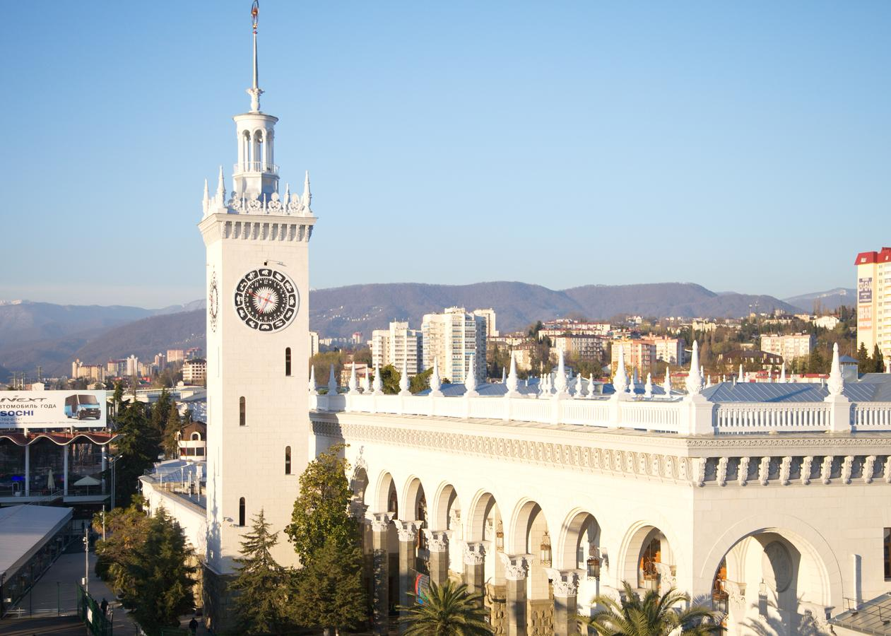 Best areas to stay in Sochi - City Centre