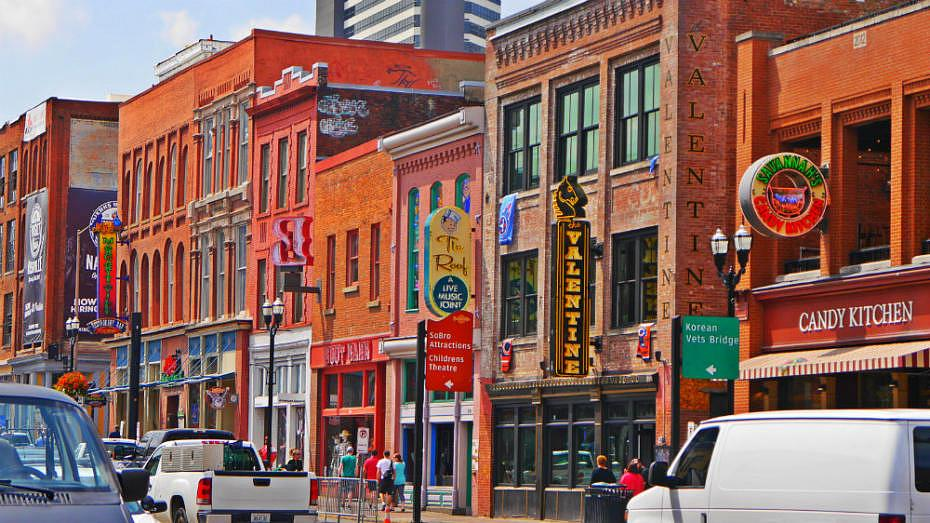 Best area to stay in Nashville: Music Row