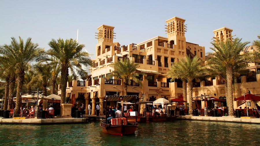 Souk Madinat Jumeirah - Centros comerciales de Dubái