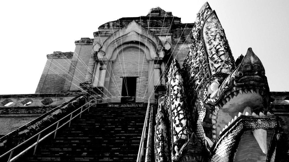 Wat Chiang Man - Qué ver en Chiang Mai