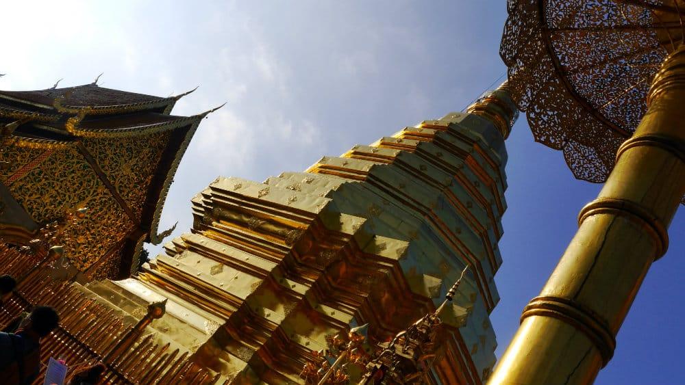 Wat Pharathat Doi Suthp