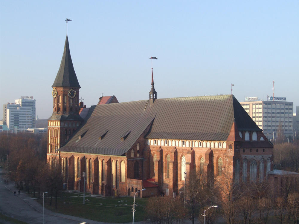 Best areas to stay in Kaliningrad, Russia - Around the Cathedral