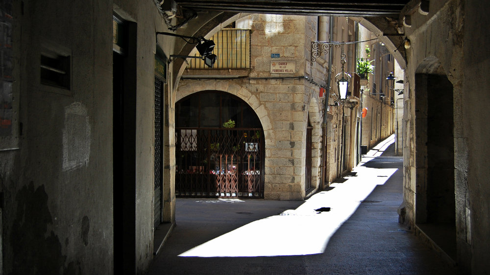 Old Town - Best area to stay in Girona