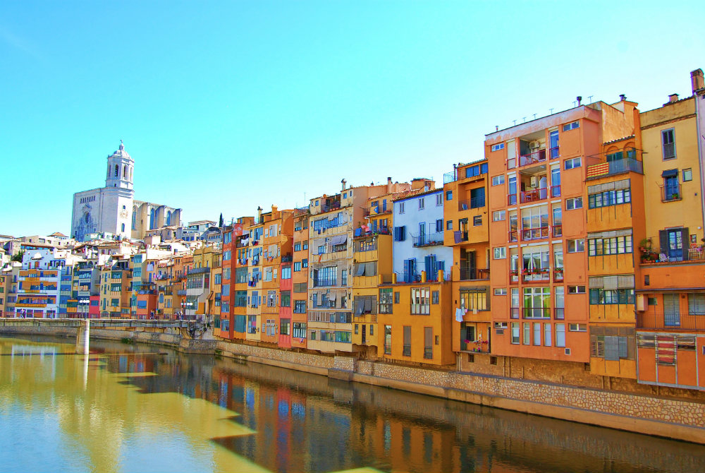 Best areas to stay in Girona - Ciutat Vella