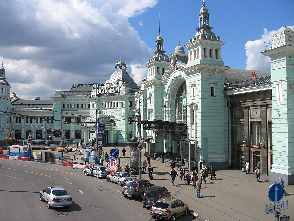 Where to stay in Moscow - Begovoy