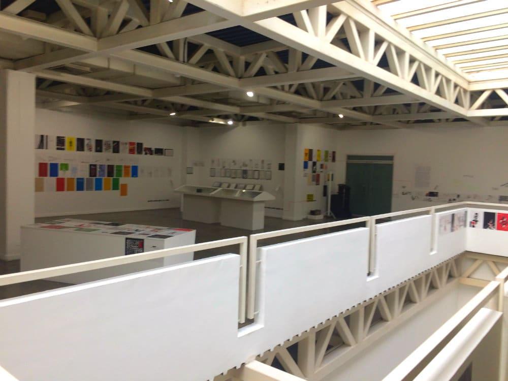 Museo de Carlos Cruz Diez - Interior