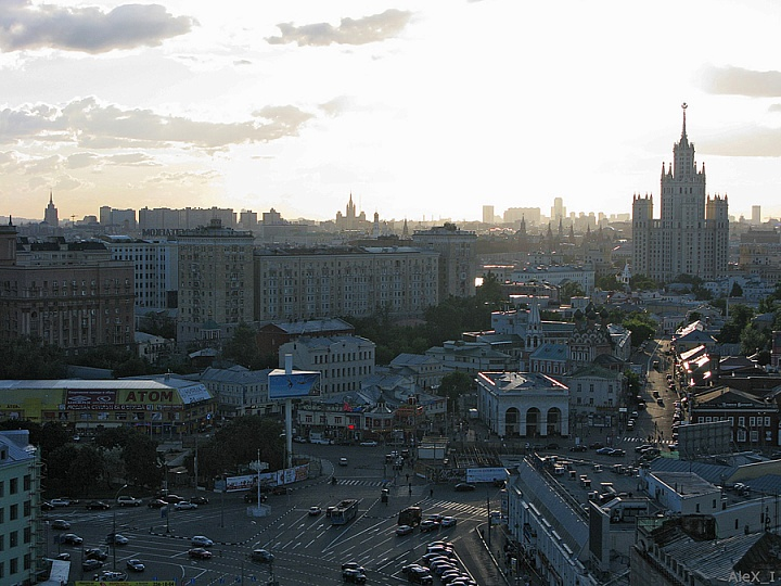 Tagansky - Best places to stay in Moscow