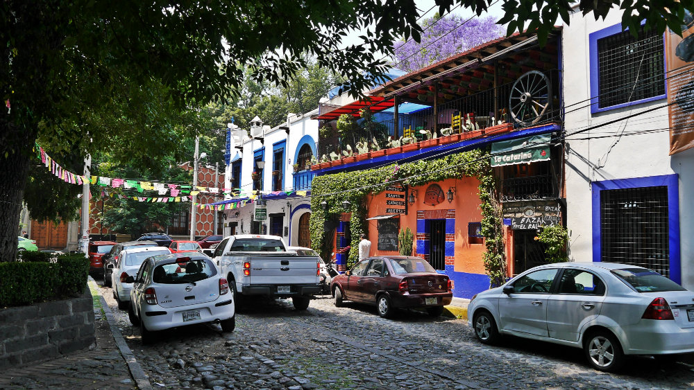 Coyoacán - Where to stay in Mexico City