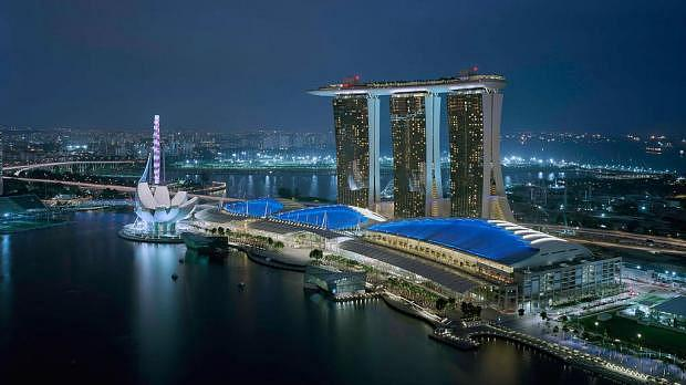 Where to stay in Singapore - Marina Bay
