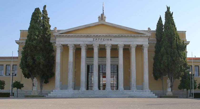 Best districts to stay in Athens - Syntagma