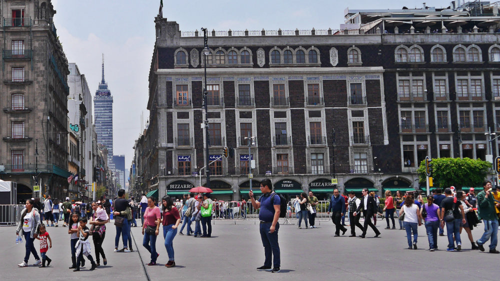 Best areas to stay in Mexico City - Centro Histórico