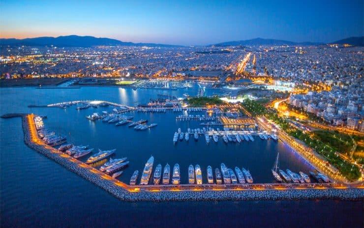 Mejores zonas donde dormir en Athens - Playas de Atenas