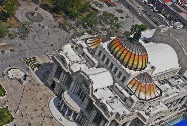 Museos de Ciudad de México - Palacio de Bellas Artes