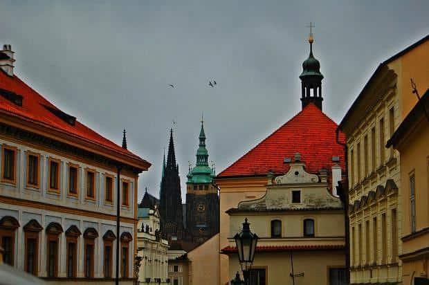 Castillo - Catedral de Praga - Atracciones de Praga