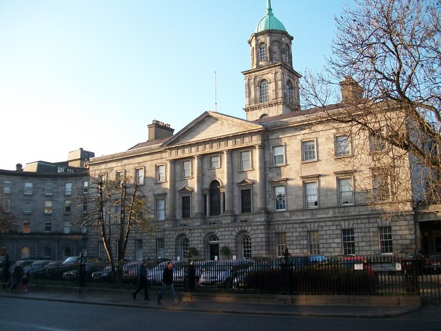 Best districts to stay in Dublin - Parnell Square