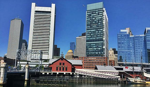 Best area to stay in Boston - Financial District